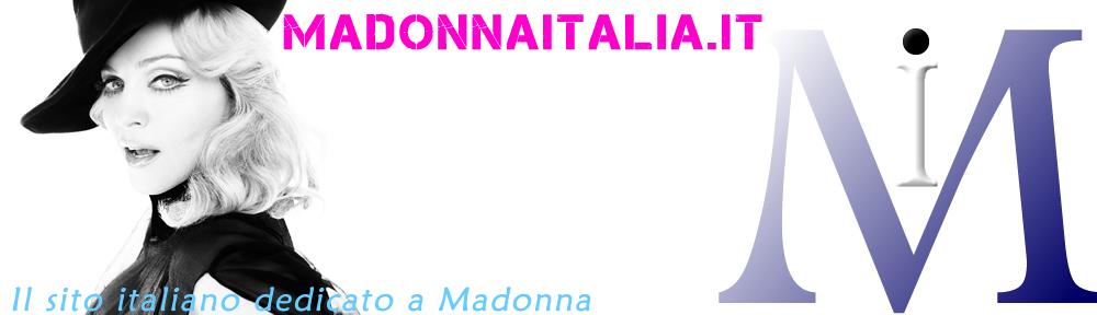 MadonnaItalia.it – Il sito italiano dedicato a Madonna