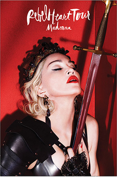 rebel heart tour_poster