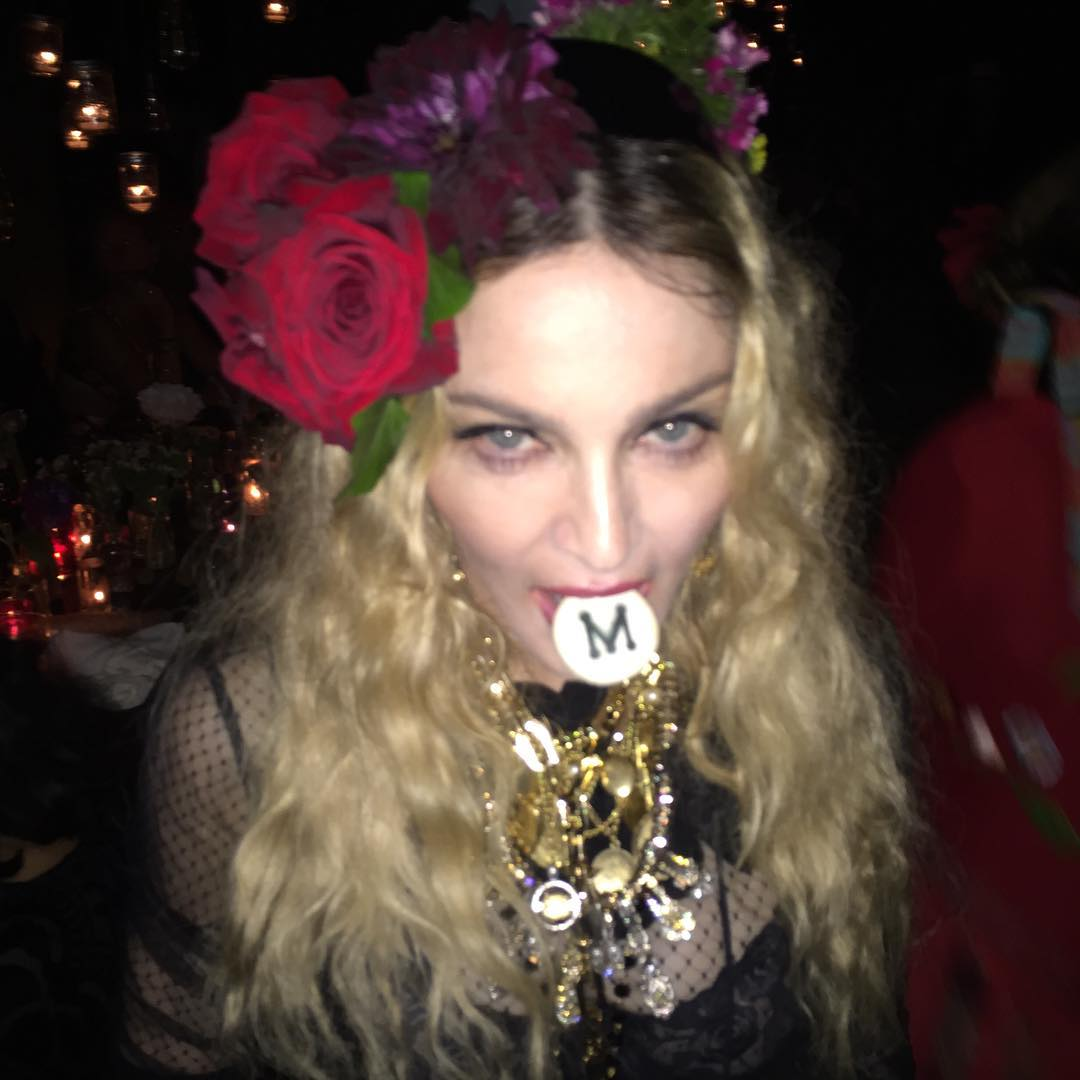 madonna birthday party3