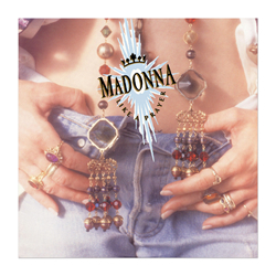 Madonna Like a prayer album