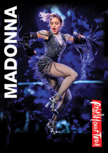 Rebel Heart tour DVD Blu-ray Cd