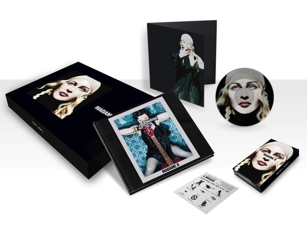 Madonna Madame X Versioni
