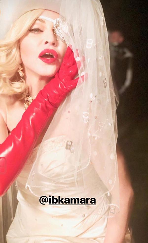 Madonna Medellin