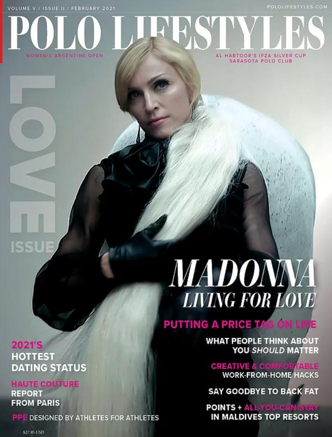 MAdonna_Polo Lifestyle Magazine